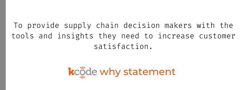 kcode Why Statement