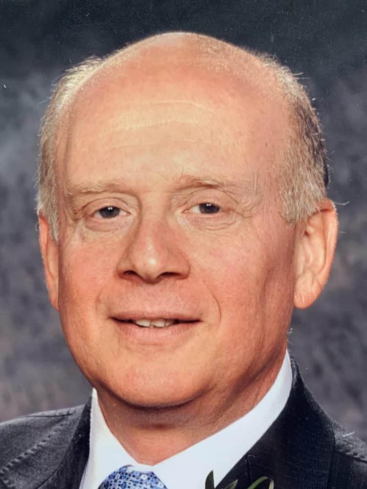 Headshot of Marcel Keschner